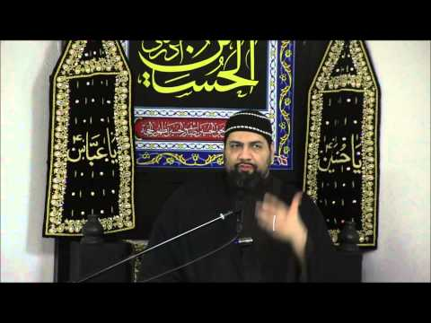 Developing Islamic Courage (2): Syed Asad Jafri