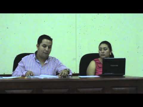 audiencia de declaración del imputado