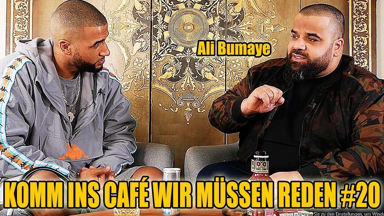 Ali Bumaye über EGJ-Trennung, Manuellsen, Loredana, Shindy ...