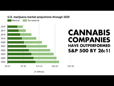 Cannabis Investments: Institutional Money Still Years Away! Christian .H.