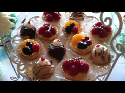 Baby Shower Tea Party By The Royal Afternoon Tea Party Catering!!!!! Los  Angeles, CA   YouTube