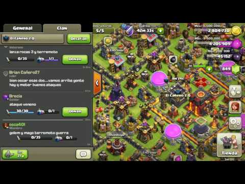 Clash Of Clans Hack Ultimate Gems - 2016