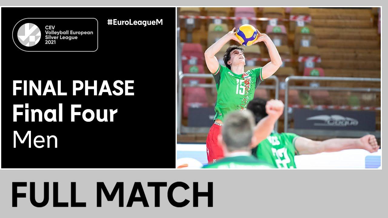Download Hungary vs. Denmark - CEV Volleyball European Silver League 2021 | Men