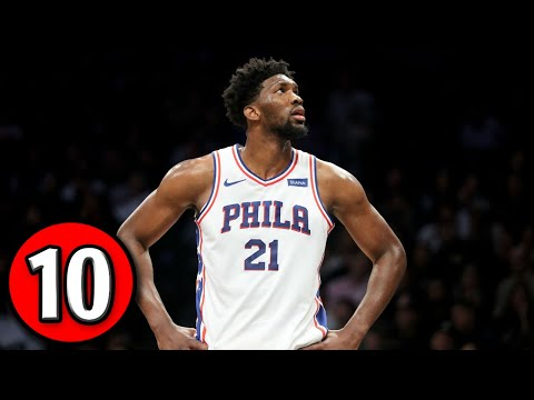Joel Embiid Top 10 Plays of Career