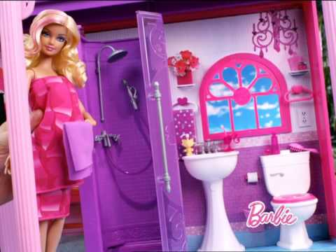 Barbie 3 Storey Dream House at Toys R Us