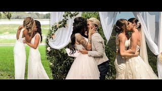Best of Same-Sex Wedding Lesbian Marriage Best of the Year 2019