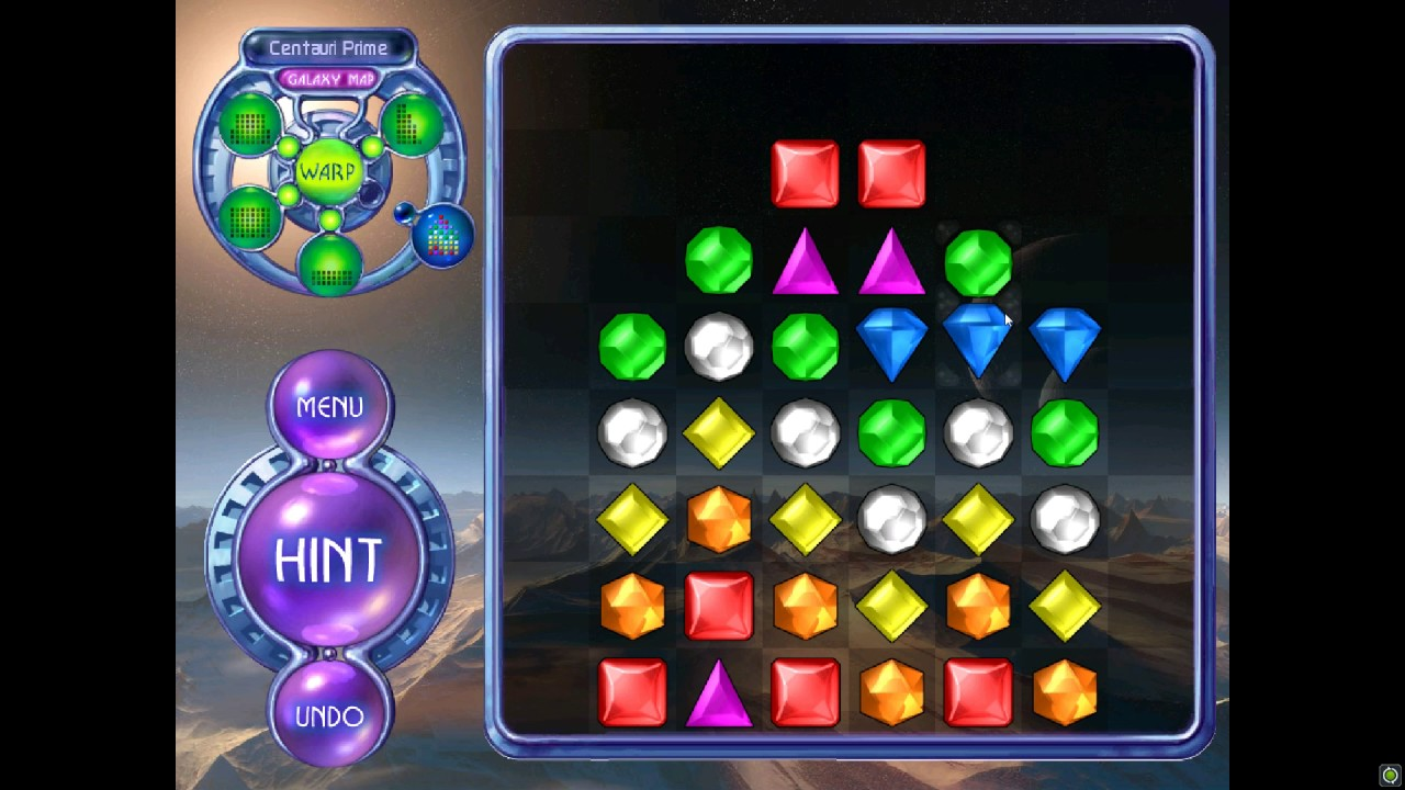 Bejeweled 2 Deluxe Puzzle 5 Youtube