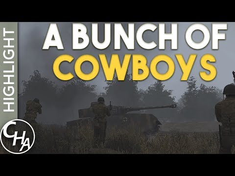 A Bunch Of Cowboys — ShackTac Arma 3 Highlight