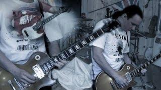 Whitesnake - Guilty Of Love full cover / collaboration