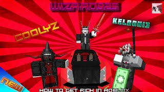 Upcoming: How To Get Rich In Roblox! ( 720p HD! )