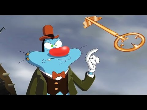Oggy and the Cockroaches Cartoons New Episodes 2016 Part 7 Огги и Тараканы новые серии