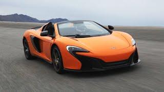 Jazda McLaren 650s jako pasażer – Tor Ułęż video