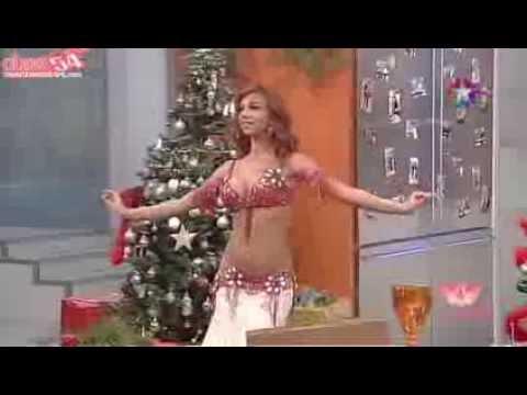 Oryantal Didem on Melek, Star Tv 31.12.2013