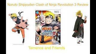 Terrence and Friends Reviews #13 Naruto Shippuden Clash of Ninja Revolution 3