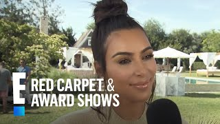 Kim Kardashian West Reveals She's Lost 70 Pounds | E! Live from the Red Carpet