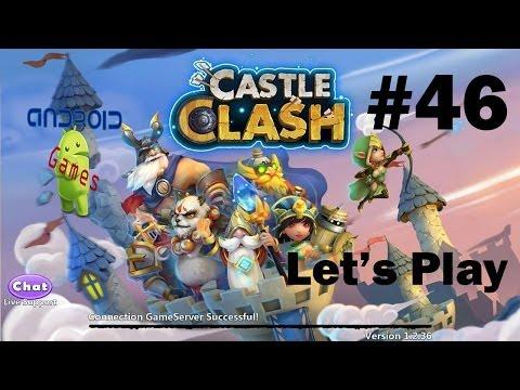 Let's Play Castle Clash Episode #46