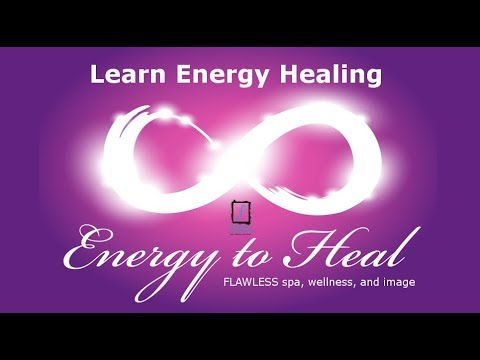 Become an Energy Healing Therapist