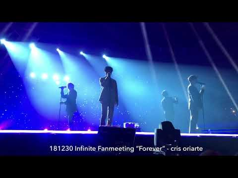 """�30 Infinite Fanmeeting """"Forever"""" - """"Clock"""" (New Song)"""