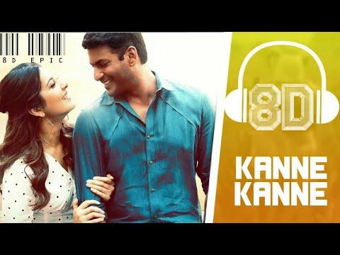 Kanne Kanne MP3 8d - Free Mp3 Download
