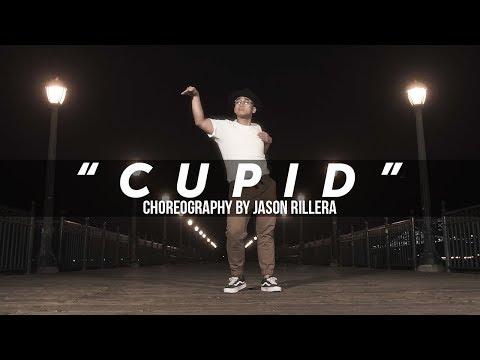 "112 ""Cupid""   Choreography by Jason Rillera"