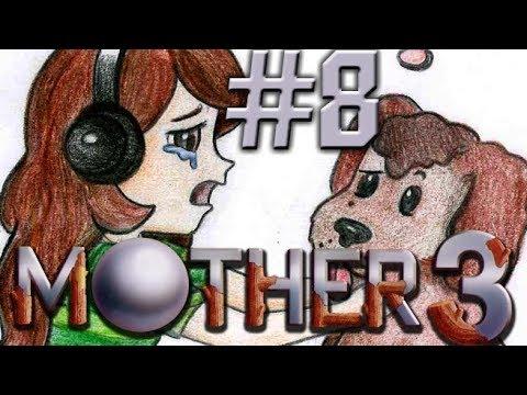 MOTHER 3 (Esp) -Parte 8- Un castillo fantasmal