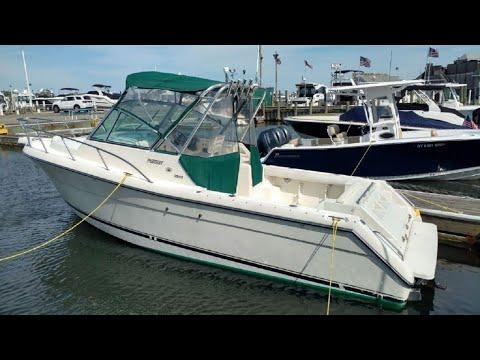 2000 Pursuit 28 Denali Boat For Sale At MarineMax Huntington, NY