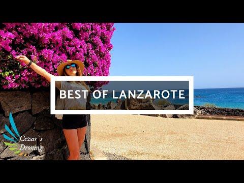 Best of Lanzarote 4k Drone