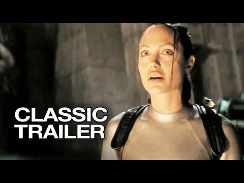 Lara Croft: Tomb Raider - The Cradle of Life trailers