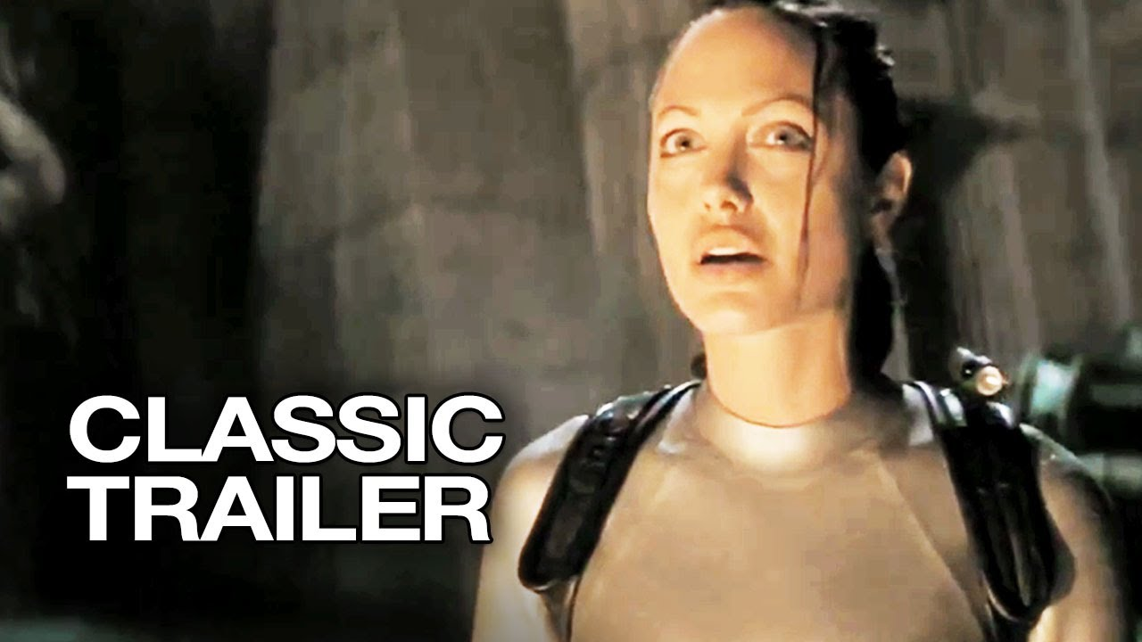 Download Lara Croft Tomb Raider: The Cradle of Life (2003) Official Trailer #1 - Angelina Jolie Movie HD