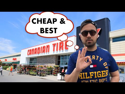 Prices Of Household Items In Canada | Bicycle, Kitchen Items | Canadian Tire