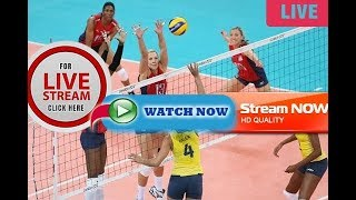 Japan vs. USA | Volleyball | (Live Stream)