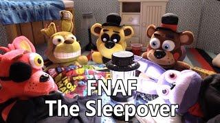FNAF plush Episode 48- The Sleepover