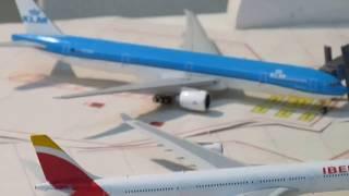 1:400 Buenos Aires Ezeiza International Model Airport Update
