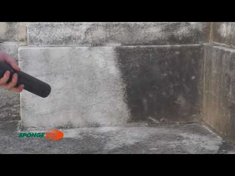 Cleaning Environmental Stains from White Marble