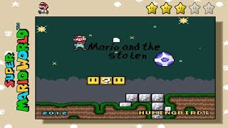 Mario and the Stolen Yoshi Egg (Demo) • Super Mario World ROM Hack