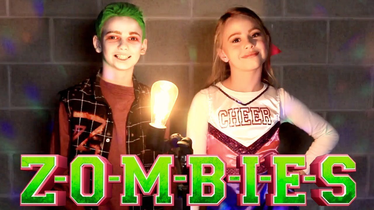 Disney ZOMBIES Addison, Zed SOMEDAY Music Video Cover (The Daya Daily) #1
