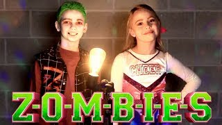 Disney ZOMBIES Addison, Zed SOMEDAY Music Video Cover (The Daya Daily)
