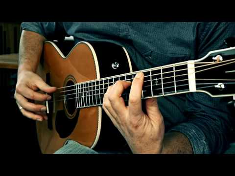 FENDER PM-2 Deluxe Parlor | How does it sound? | Part 5 - Soft Strumming