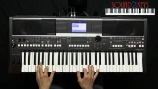 Sweet CZ Disco for Yamaha PSR-S670
