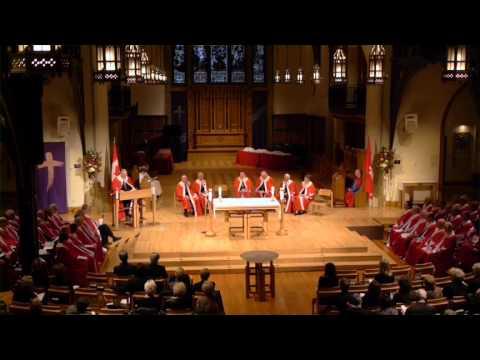 Sovereign Order of St John of Jerusalem Hospitaller - Vancouver Commandery 900th Anniversary