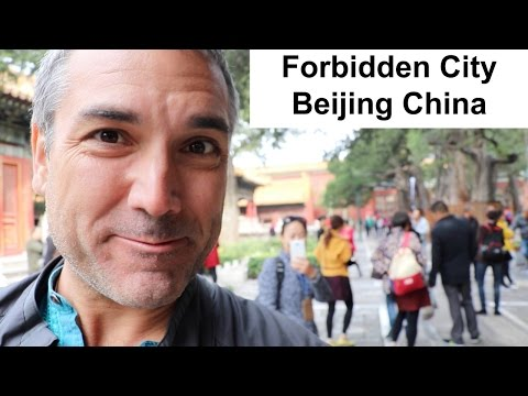 WORLD TRAVEL - Beijing China (Forbidden City / Tiananmen Square)