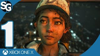 The Walking Dead: The Final Season Episode 4 Gameplay Walkthrough (No Commentary) | Part 1