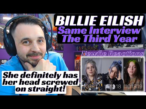 Billie Eilish Same Interview The Third Year Reaction | Vanity Fair