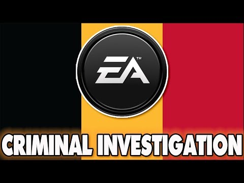 EA Is Under Criminal Investigation By The Belgian Government