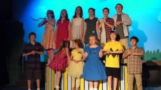 Home on the Range (Glee Club Rehearsal)