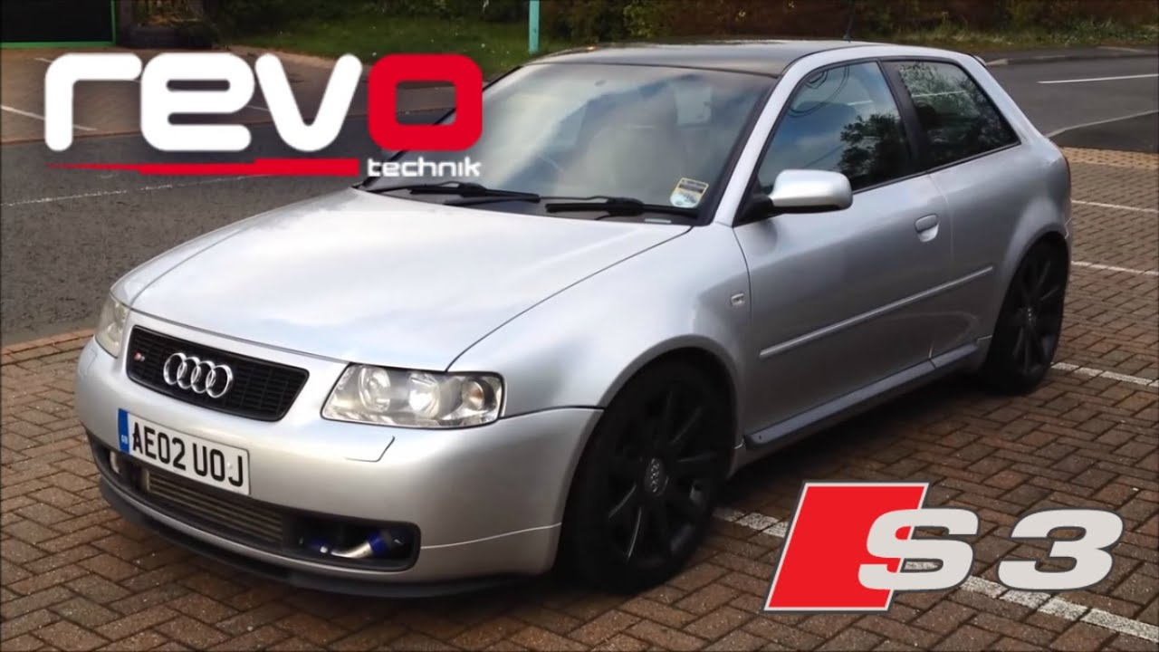 2002 model audi s3 300 bhp bigger turbo forge internals and revo remap youtube. Black Bedroom Furniture Sets. Home Design Ideas