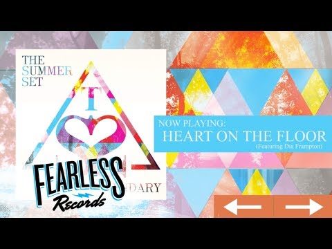 The Summer Set - Heart on the Floor ft. Dia Frampton (Track 05)