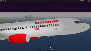 EMERGENCY LANDING - LeMonde - Roblox