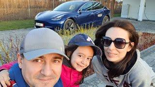 NOUL BUHNICIMOBIL! - Tesla Model 3