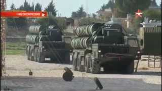 بالصور والفيديو.. روسيا تؤكد نشر صواريخ «إس - 400» بسوريا.. وتسحب ممثل أسطولها الحربي من تركيا